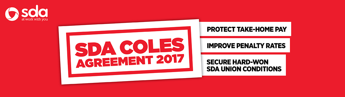 Coles And Sda Union Agreement 2017
